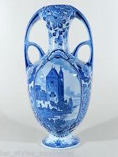 JUGENDSTIL Art Nouveau Keramik ° nederland aardewerk vaas ° N / Delfts