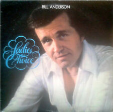 """BILL ANDERSON """"Ladies Choice"""" BRAND NEW FACTORY SEALED 1979 MCA LP"""