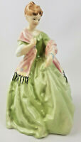 Very Pretty Royal Worcester Freda Doughty Figure 'First Dance' RW3629