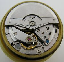 Movado 408 kingmatic HS 360 17j. automatic watch Movement & Dial for parts ...