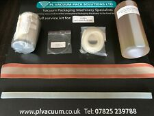 TEPRO PP 5 Vacuum Packer - FULL SERVICE KIT EVERYTHING THE PROFESSIONALS USE
