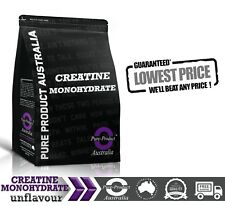 1kg Pure Micronised Creatine Monohydrate HPLC Tested *workout Enhancer