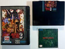 Original SNK Neo Geo AES METAL SLUG 3 EUR/US OVP Near Mint