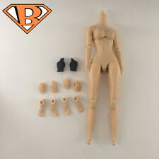 1/6 Kumik Female/Girl nude Action Figure 2.5 Ver. Body Figure Rubber Skin Layer