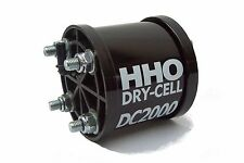 Save Fuel. DC2000 HHO Dry Cell. HHO  engines 1.4 - 2.5 Litres. UK Distributor