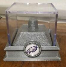 Philadelphia Eagle Championship Ring Display Case 3D Printed SGA Replics