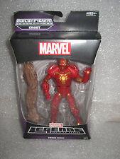 NEW Marvel Legends Iron Man Infinite Series Groot Guardians  the Galaxy Figures