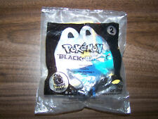 Sealed 2012 Pokemon Black White #2 DEWOTT Action Figure & Card Happy Meal Toy