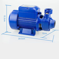 220V/550W High Pressure Electric Water Pump For Irrigation Garden Sprinkling