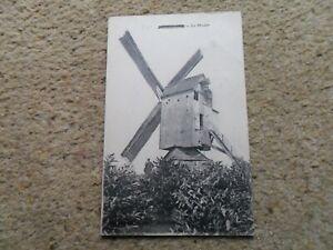 FIRST AD.WW1. POSTCARD.FIELD POSTED CENSOR No.1675,DOUGLAS I.O.M. -LE MOULIN