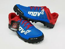 New Inov-8 MUDCLAW 300 Trail/Hiking Running Shoe Blue/Red US 9 M