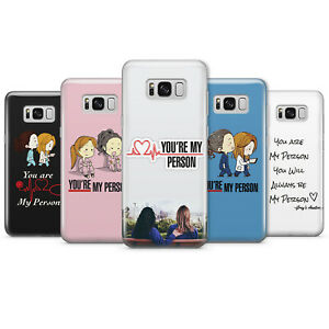 GREY'S ANATOMY YOU ARE MY PERSON PHONE CASES & COVERS FOR SAMSUNG A SERIES