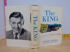 The King: A Biography Of Clark Gable by Charles Samuels (1962, Hardcover)