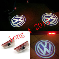 2x LED door light courtesy laser projector For VW GOLF 5 6 7 GTI Passat Jetta CC