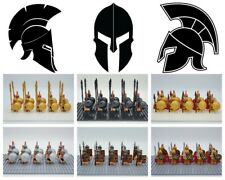 Roman Legion Solders Minifigures Lot Army Building Sets - Usa Seller
