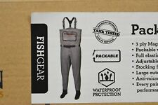 Magellan Packable Wader Fishgear Size S New