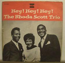 The Rhoda Scott Trio/Hey!Hey!Hey!/Tru-Sound/TRU15013/RARE!/VG++/RVG/