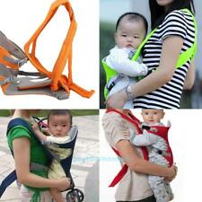 Practical Breathable Mesh Baby Sling Wrap Carrier Wheel for Infant Babies