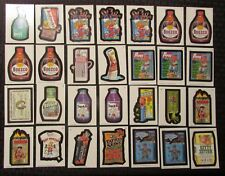1992 Wacky Packages OPC Trading Card / Stickers NM 9.4 LOT of 51