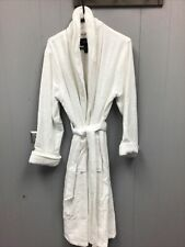 Lands End Full Length Womens Cotton Terry Robe XLarge NWOT