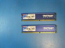 Patriot PSD24G667KH 4GB (2 x 2GB) 240-Pin DDR2 SDRAM MEMORY