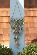 Ancient Graffiti SHIMMERING BELLS and BUTTERFLIES WIND CHIMES or WALL SCULPTURE