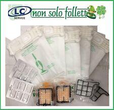 Vorwerk folletto vk 135 136 kit 12 sacchetti 12 profumi 4 filtri I MIGLIORI