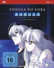 YOSUGA NO SORA - VOL.4 DVD (STANDARD EDITION) - DAS SORA KAPITEL   DVD NEU !