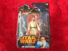 "Star Wars Figur Saga Legends ""Obi-Wan Kenobi"" unbespielt ovp"