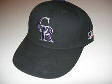 Colorado Rockies Hat MLB Replica Adjustable  Baseball Cap OSFM