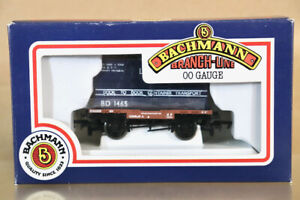 BACHMANN 33-326 BR BROWN CONFLAT A WAGON B506033 & LNER CONTAINER LOAD nz