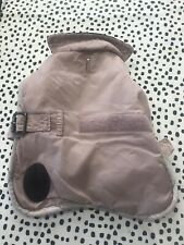 Barbour Dog Coat Pink Xs Extra Small
