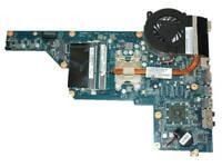 Genuine HP Pavilion G7 / G7-1219WM AMD Motherboard w/ CPU Fan P/N 660773-001