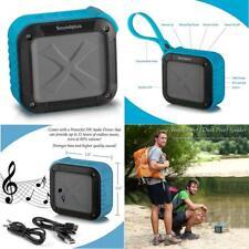 Waterproof Wireless Bluetooth Portable Speaker Nfc Sd Card Slot Mp3 Fm Radio 5W