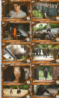 2017 TOPPS AMC WALKING DEAD SEASON 6 :LOT OF THIRTY (30) RUST PARALLEL CARDS