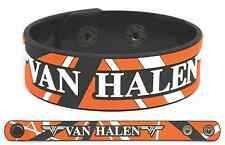 VAN HALEN Rubber Bracelet Wristband Fair Warning  1984