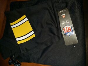 NWT Pittsburgh Steelers Youth Jersey M (10-12) Shirt Official NFL Team Apparel