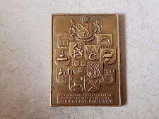 Médaille honneur TRAVAIL FORMATION PROFESSIONNELLE METIERS NEGOCE medal medaglia