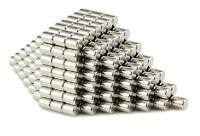 50Pcs 4x4mm Neodymium Disc Super Strong Rare Earth N35 Small Fridge Magnets