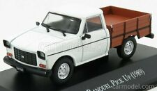 MODELLINO AUTOSINOLANCOLL004 SCALA 1/43 RANQUEL PICK-UP 1989 WHITE BROWN
