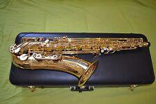Yanagisawa Tenor Saxophone 991! MINT!