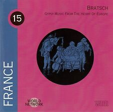 BRATSCH - GYPSY MUSIC FROM THE HEART OF EUROPE / CD