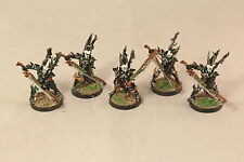 Warhammer Dark Eldar Incubi Pro Painted