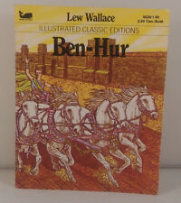 1983 Illustrated Classics--BEN-HUR-Lew Wallace-Moby Books