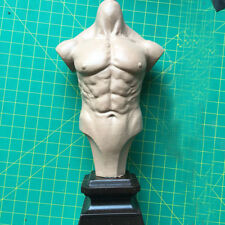 "1/6 Scale Clothes Stand Head Display Statue For 12"" PH HT Male Action Figure Toy"