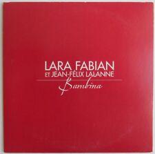 "LARA FABIAN - CD SINGLE PROMO ""BAMBINA"""
