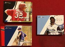 2008 Just Minors Just Autographs Minors Baseball Complete 80 Card Set McCutchen