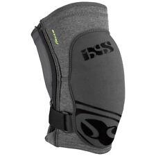 IXS Flow Zip Mountain Bike Knee Pads - Grey