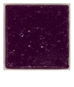 Purple Eggplant Vitreous Glass Mosaic Tiles - 100 Tiles - 3/8 inch