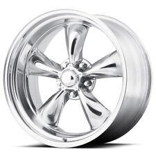 "American Racing VN515 Torq Thrust 2 15x10 5x5"" -44mm Polished Wheel Rim 15"" Inch"